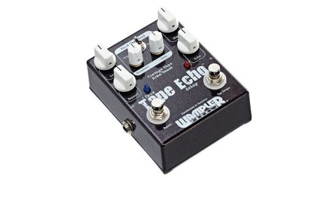 Tweaking the Movement and Sway knobs allows you to alter the chorused delay sounds