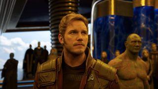 Chris Pratt in Guardians of the Galaxy 2