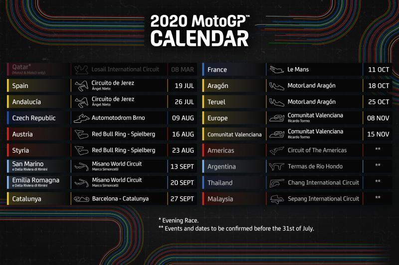 motogp live stream schedule