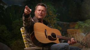 Could Blake Shelton Be Leaving The Voice? New Rumor Has Some Merit