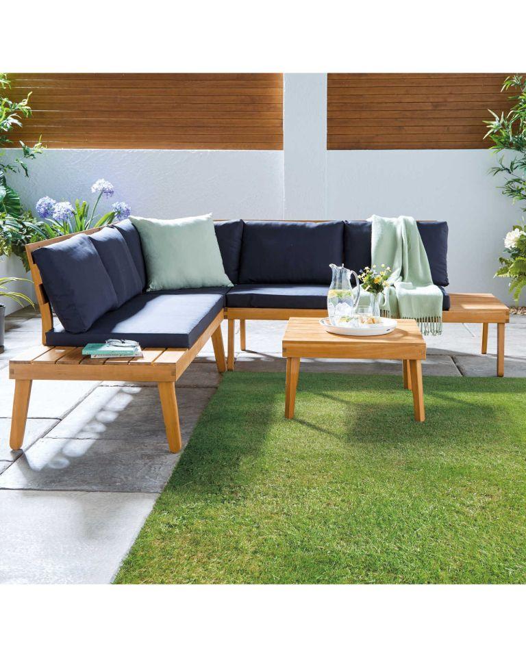 Aldi Garden furniture sofa and table set by Aldi