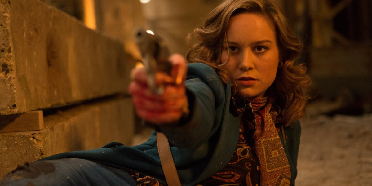 Brie Larson in Free Fire