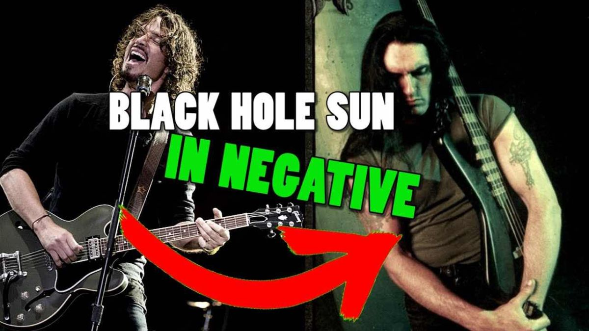 Soundgarden's Black Hole Sun in the style of Type O Negative will warm your cold, black goth heart
