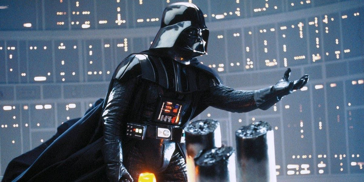 "Darth Vader ""I am your father"" scene in Star Wars: Empire Strikes Back"