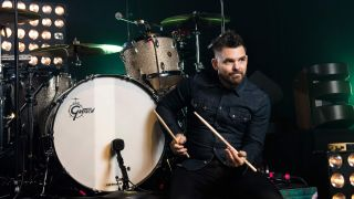 Michael Miley of Rival Sons