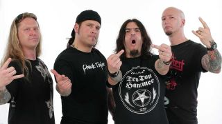 Machine Head circa 2007