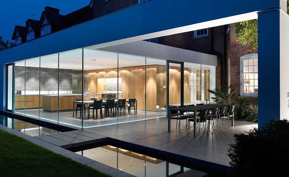 10 Striking Glass Extension Designs Real Homes
