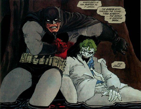 Dark Knight Returns Batsuit