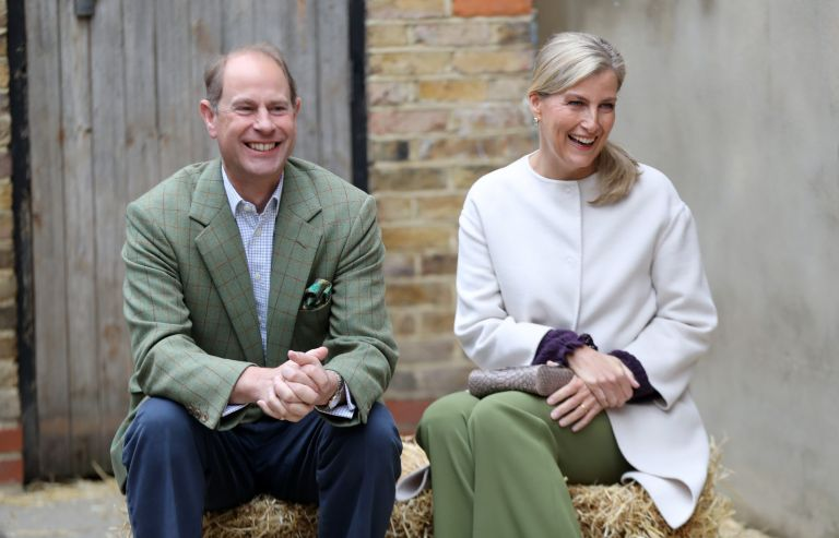 The Earl and Countess of Wessex will visit Vauxhall City Farm