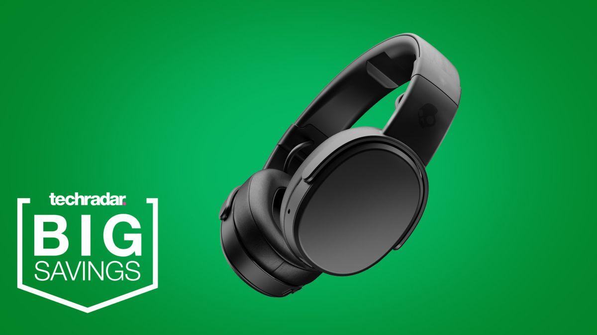 Skullcandy Crusher Wireless On-Ear W/ANC Headphones - Moab