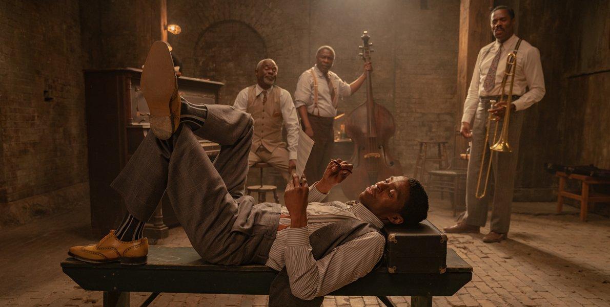 Netflix's Ma Rainey's Black Bottom Review: Chadwick Boseman And Viola Davis Are Phenomenal In A Cinematic Gut Punch