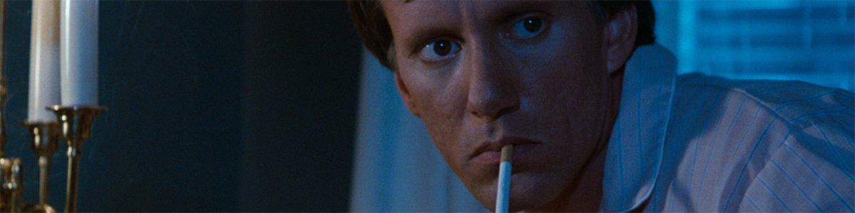 Cat's Eye James Woods smoking cigarette