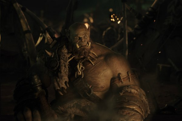 Warcraft movie Olgrim