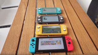 "Nintendo Switch Lite review in progress: ""Your new travel adventure buddy"""