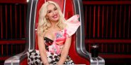 Forget The Engagement Ring: The Internet Can't Seem To Agree On Gwen Stefani's Wild The Voice Outfit