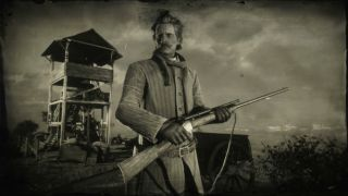 Red Dead Online Legendary Bounty - Sergio Vincenza
