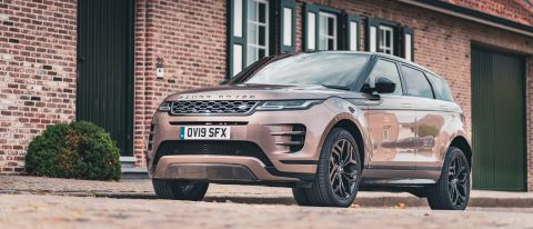 2020 Range Rover Evoque Review Top Ten Reviews
