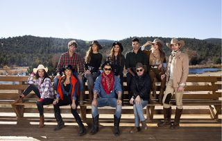 Celebs on the Ranch