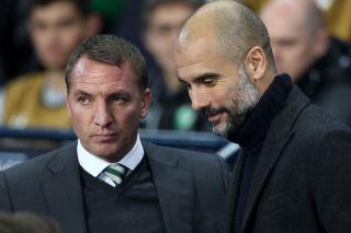 Manchester City v Celtic – UEFA Champions League – Group C – Etihad Stadium