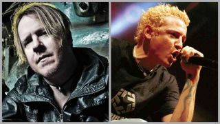 Burton C Bell and Linkin Park