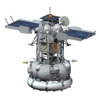 Russia's Phobos-Grunt