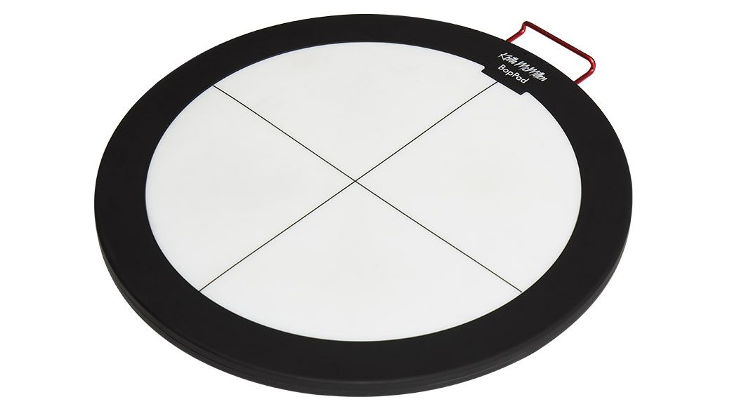 keith mcmillen instruments 39 boppad drum pad is now available musicradar. Black Bedroom Furniture Sets. Home Design Ideas