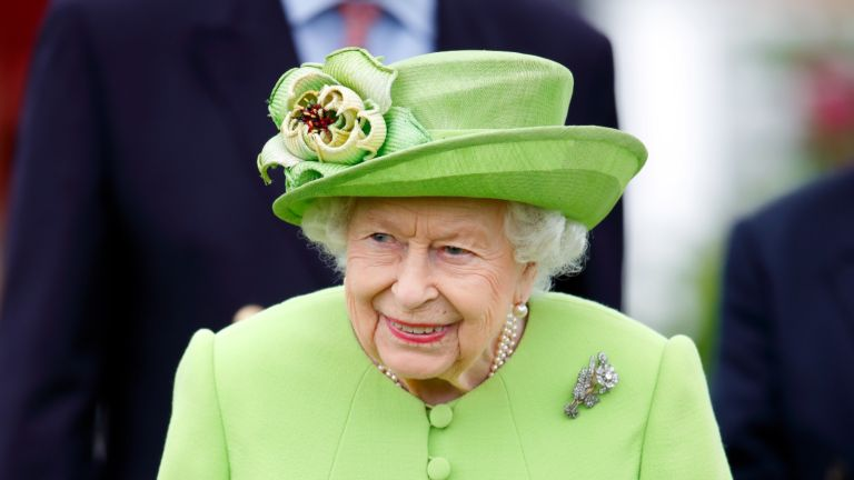 The Queen's fashion