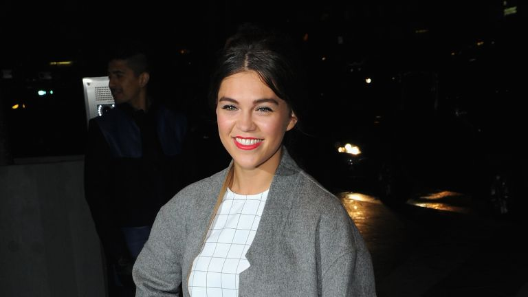 Sabrina Bartlett attends the launch of The Mondrian Hotel at Mondrian Hotel on October 9, 2014 in London, England.