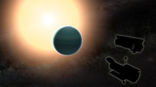 'Warm Neptune' Exoplanet HAT-P-26b
