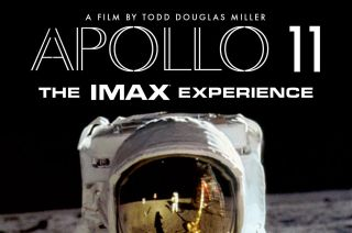 Apollo 11 IMAX experience opens March 1, 2019