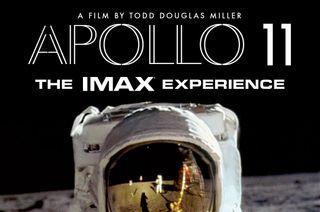 Apollo 11 IMAX experience opens March 1, 2019