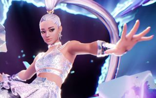 Ariana Grande in Fortnite