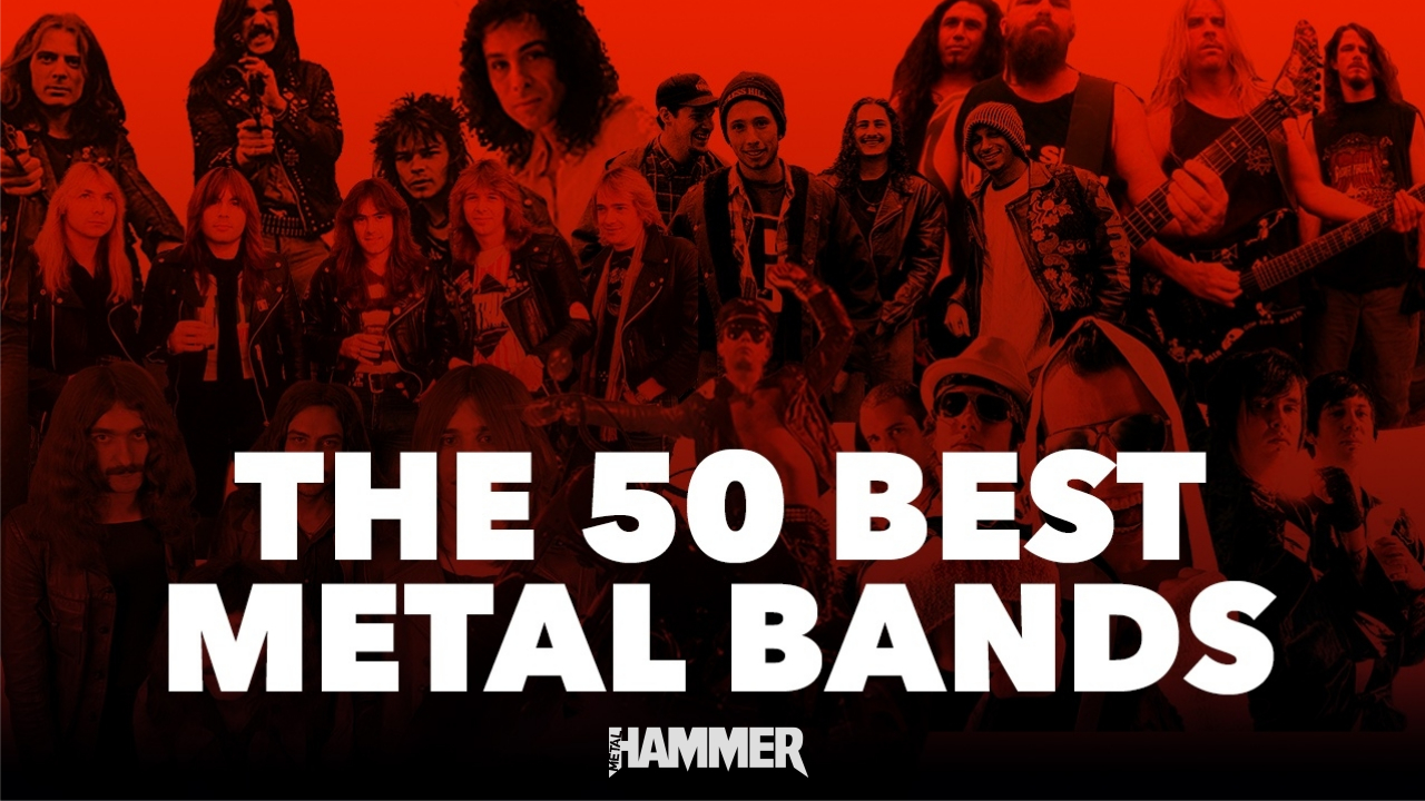Best Metal Bands 2021 The 50 best metal bands of all time | Louder