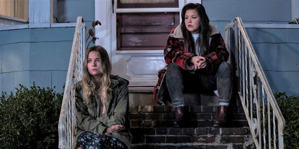 Annie Murphy and Mary Hollis Inboden on Kevin Can F**k Himself