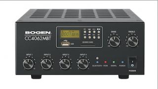 Bogen CC4062MBT Amplifier
