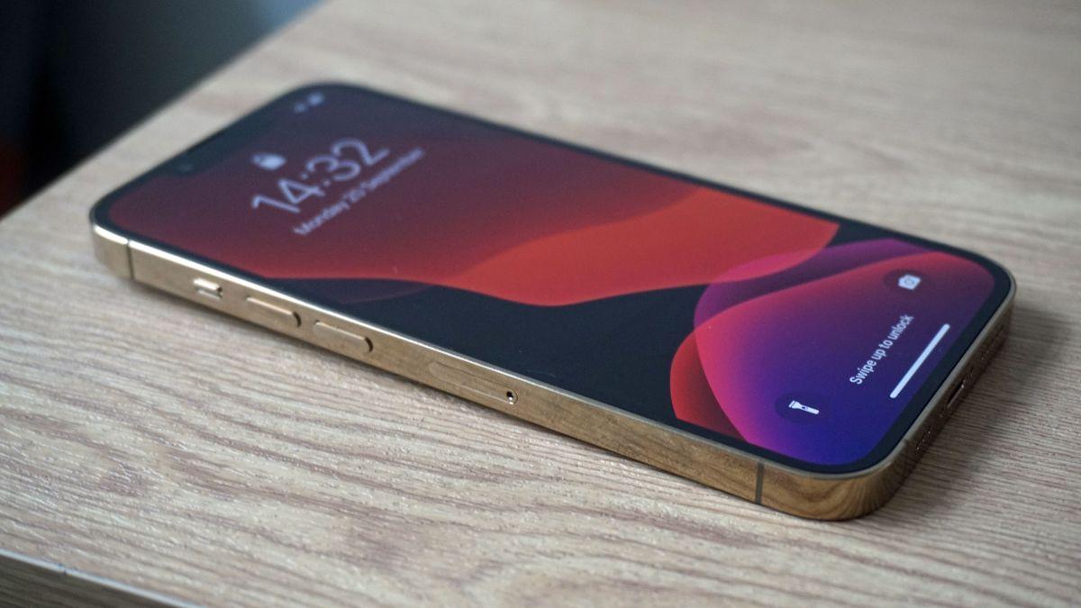 Apple kommer fixa 120Hz problemet med iPhone 13 Pro