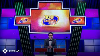 Estrella TV Estrella Games 100 Latinos Dijeron