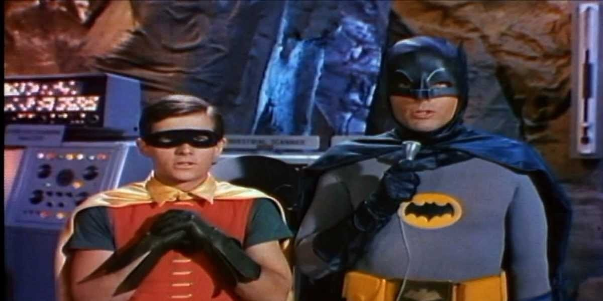 burt ward Adam West batman: the movie