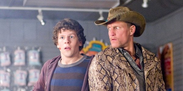 Jesse Eisenberg Says Zombieland: Double Tap Went Through A Bunch Of Scripts