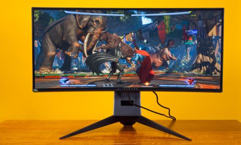 Alienware AW3418DW Review: Curved Gaming Monitor Bliss | Tom's Guide