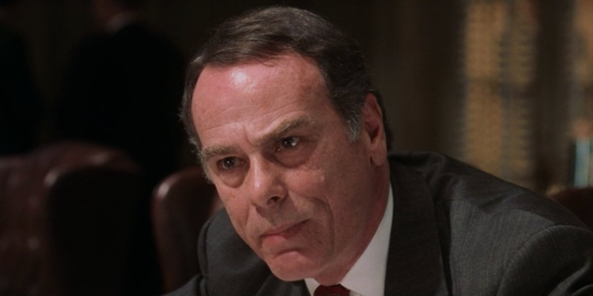 Dean Stockwell in Air Force One