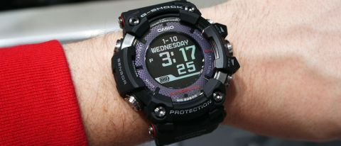 new products 5735e b4934 Hands on: Casio G-Shock Rangeman review | TechRadar