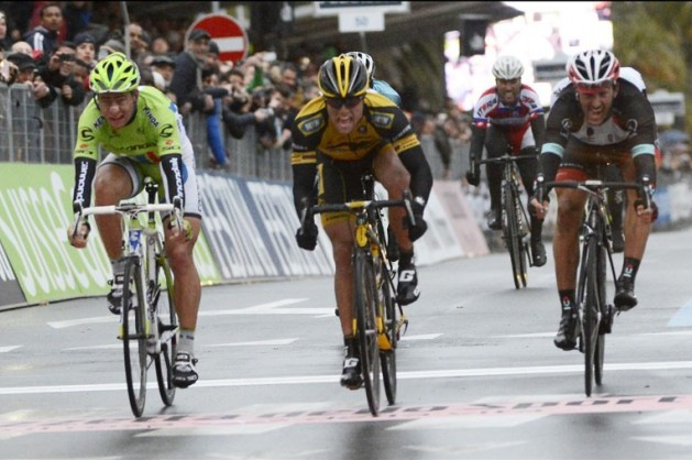 Gerald Ciolek won Milan-San Remo in 2013, by far the team's biggest victory to date