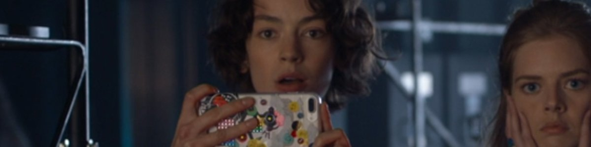 Bill and Ted Face The Music Brigette Lundy-Paine as Billie Logan