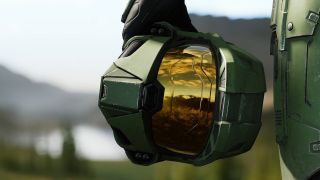 Halo Infinite - Master Chief's helmet