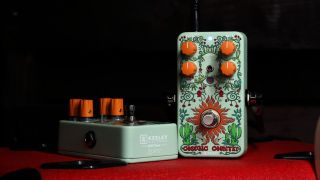 Keeley Electronics Cosmic Country Phaser