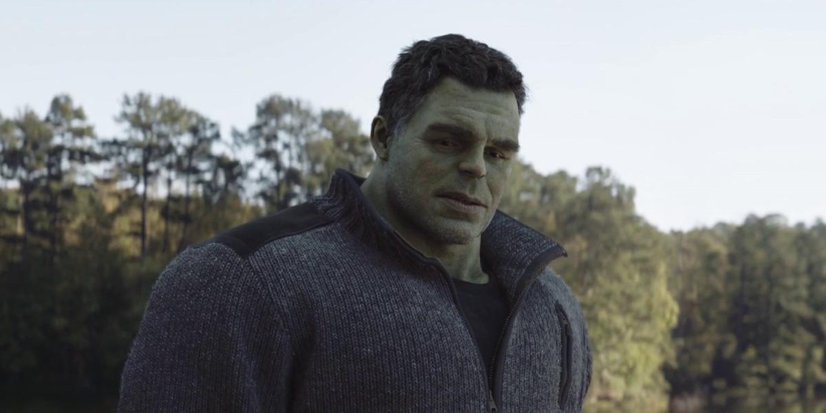 Smart Hulk in Avengers: Endgame