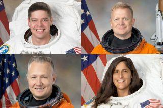 NASA's Commercial Crew Cadre
