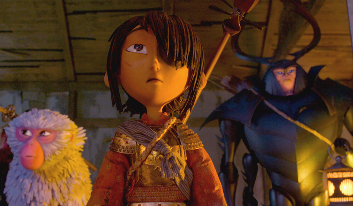 Kubo and the Two Strings stop-motion animation movie
