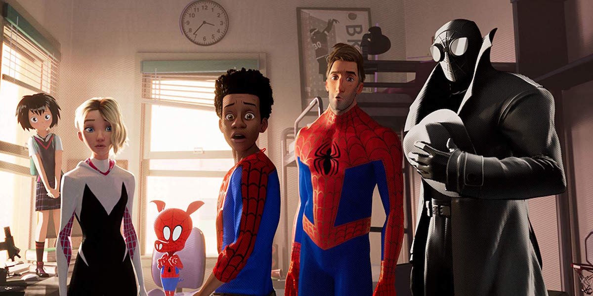 Into The Spider-Verse 2 Has Revealed Its First New Spider-Man